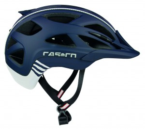 Kask rowerowy CASCO Activ 2 marine white M