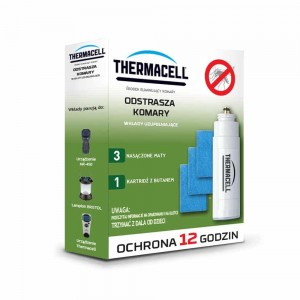 THERMACELL WKŁADY 12h