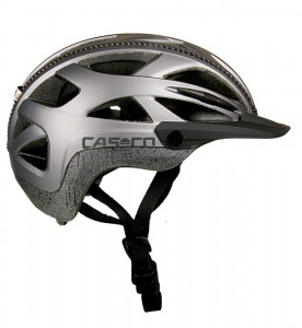 Kask rowerowy CASCO Activ 2 anthracit M
