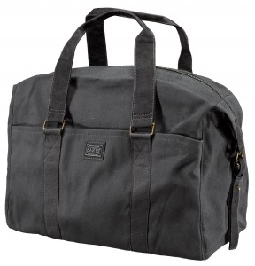 PARANA TRAVEL BAG BLACK