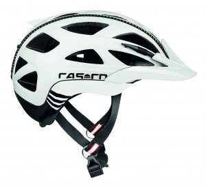 Kask rowerowy CASCO Activ 2 white black L