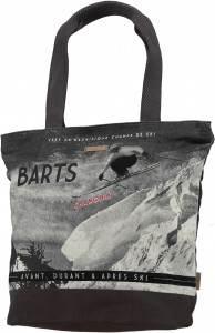 GLACIER SHOPPER CHARCOAL