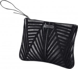 JAPURA CLUTCH BAG BLACK
